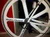 Rear Wheel of Bike of Angels