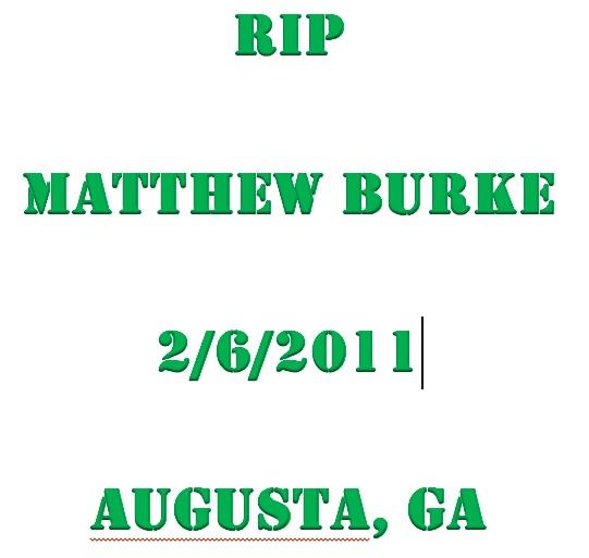 206Matthew Burke