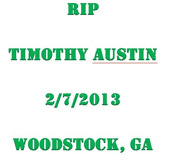 207Timothy Austin